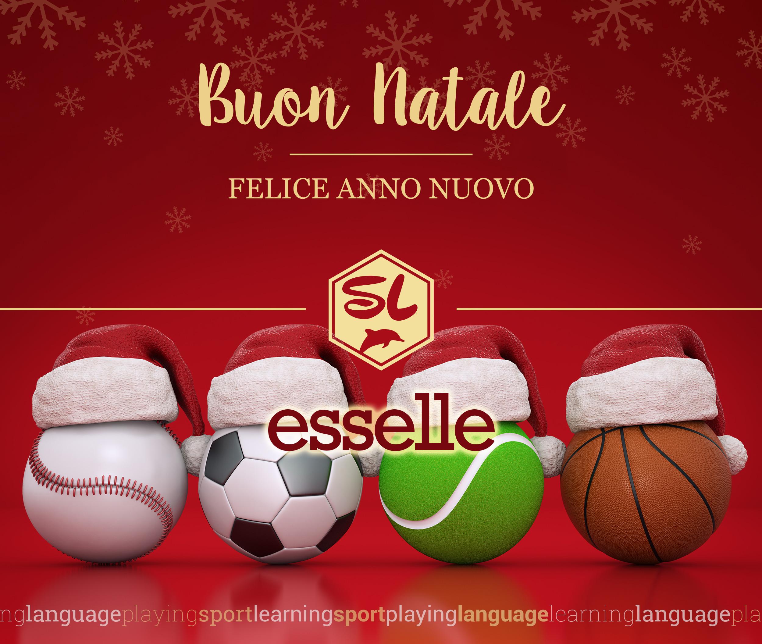 Cartoline Buon Natale E Felice Anno Nuovo.Buon Natale E Felice Anno Nuovo Esselle Campus